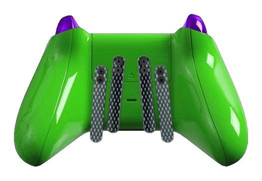 Made to Order HULK METALLIC GREEN themed New Wireless Xboxone Controller Custom